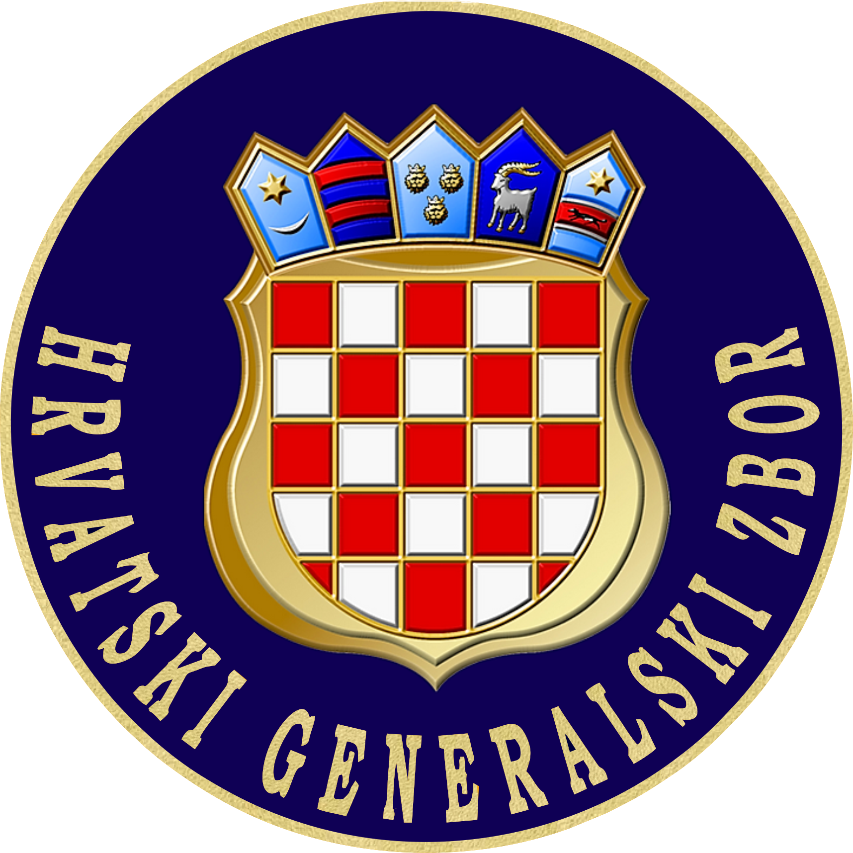 Hrvatski Generalni Zbor CROATIAN GENERALS ASSOCIATION