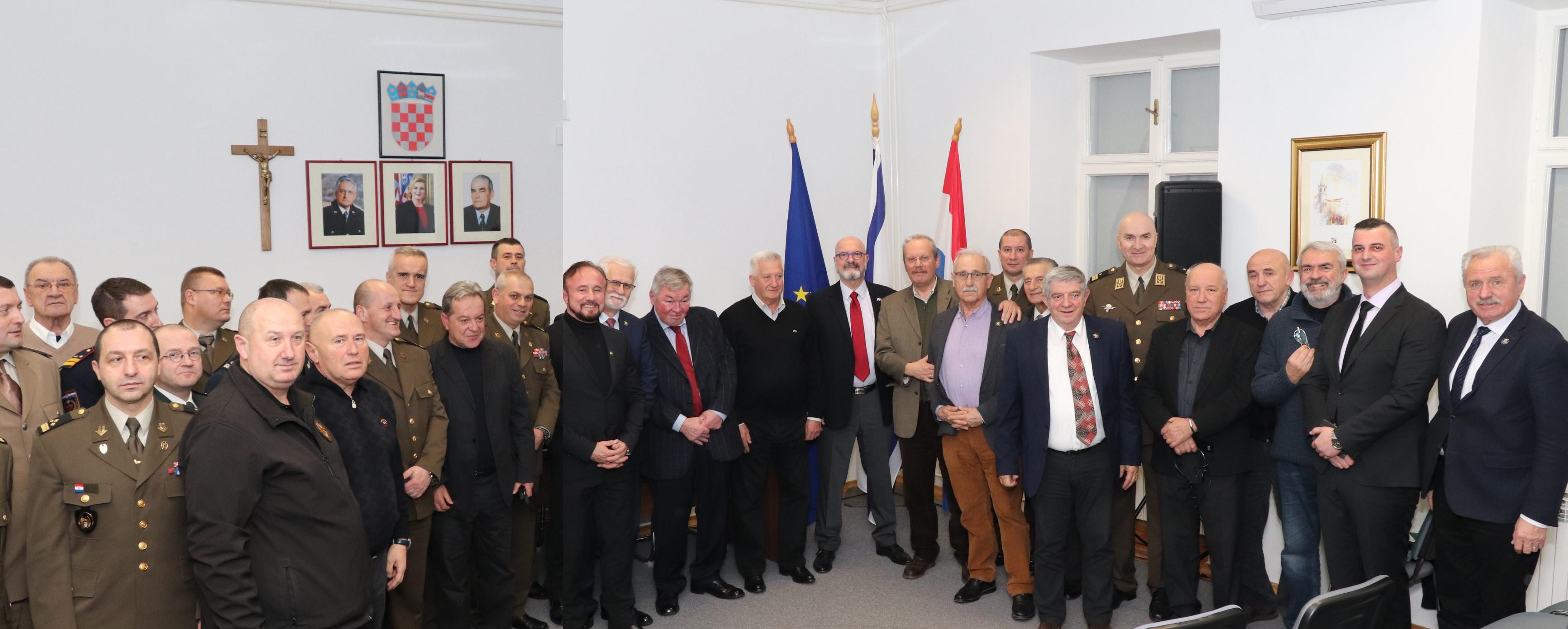 Veleposlanik Države Izrael Ilan Mor održao predavanje o Bliskom Istoku