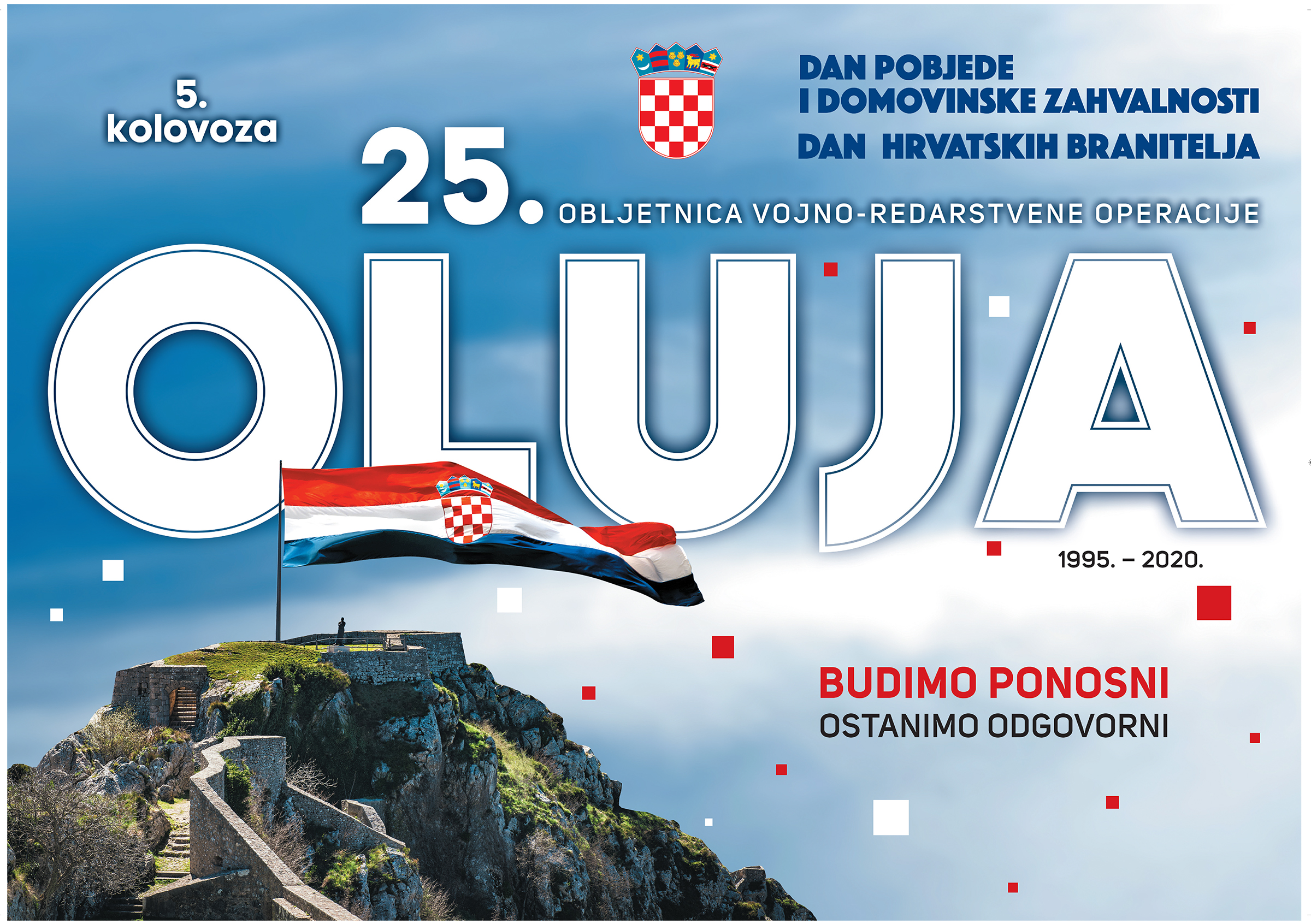 <!-- wp:paragraph --> <p>Čestitamo Dan Pobjede, domovinske zahvalnosti i dan hrvatskih branitelja</p> <!-- /wp:paragraph -->