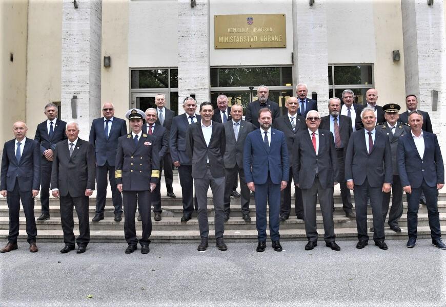 Ministar obrane okupio ministre obrane, načelnike Glavnog stožera i predstavnike Hrvatskog generalskog zbora