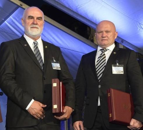 Generali Kruljac i Peternel odlikovani najvišim vojnim odlikovanjem