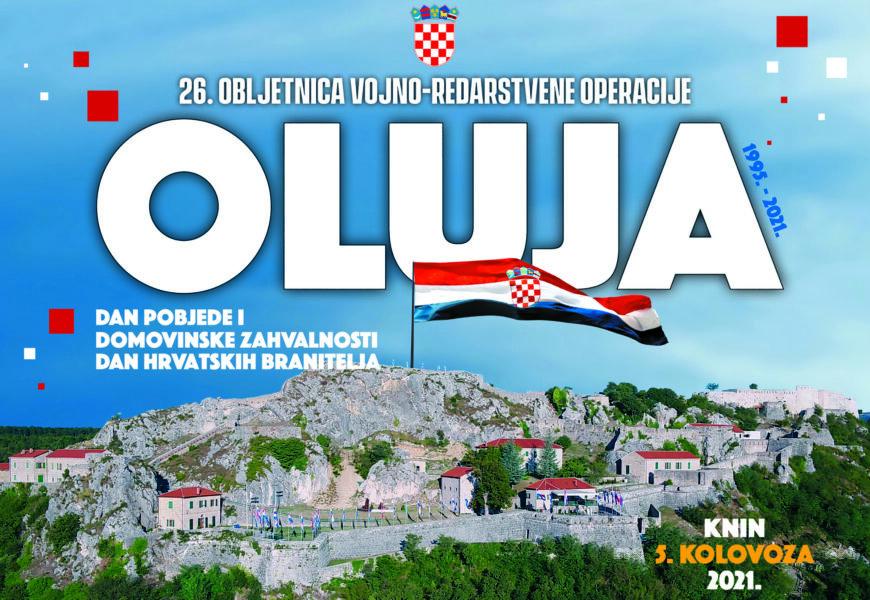 Čestitamo Dan pobjede i Dan domovinske zahvalnosti i Dan hrvatskih branitelja