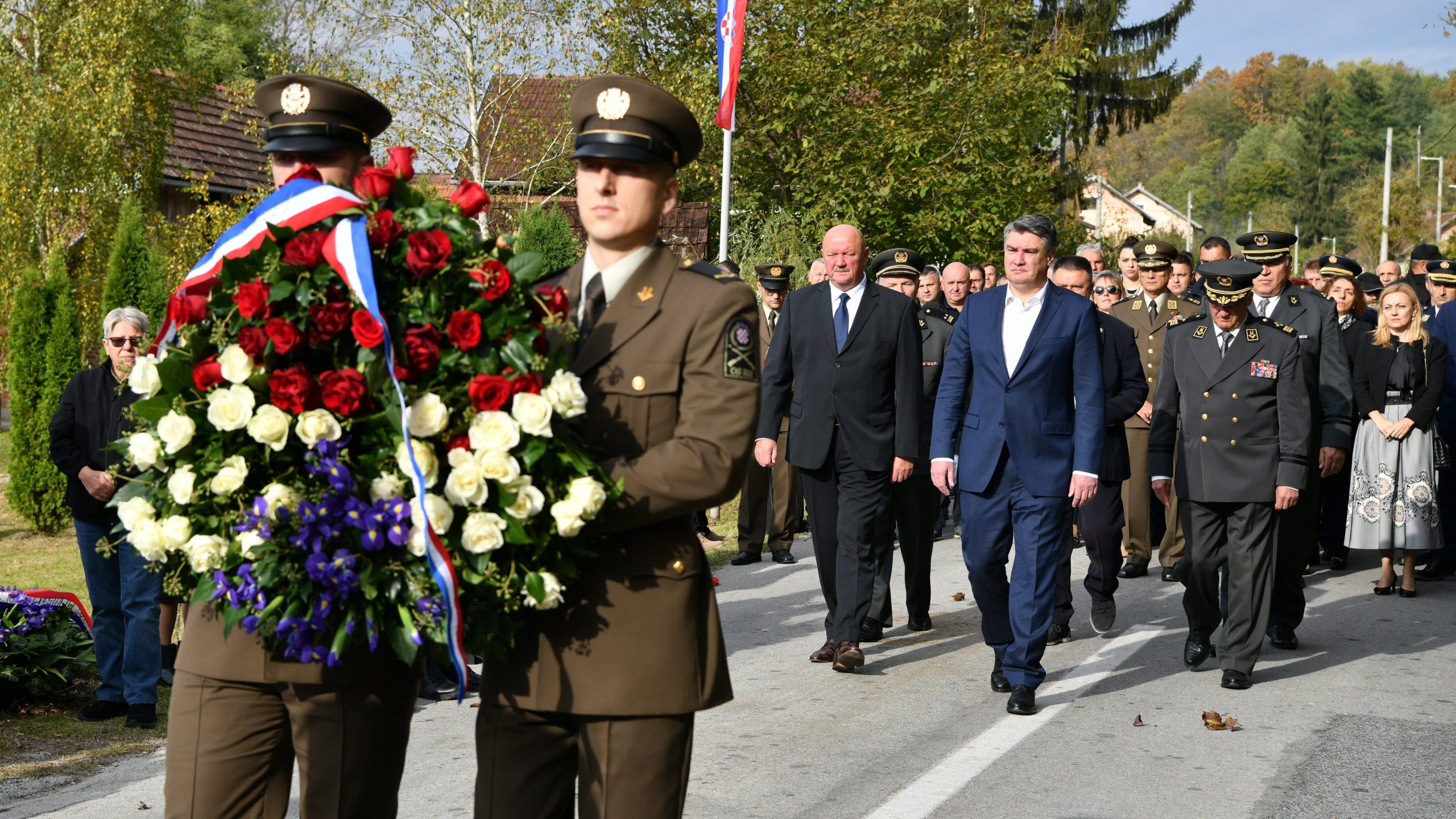 30. godišnjica stradanja nevinih civila u Baćinu